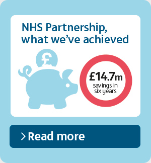 NHS Partnerships - What we've achieved