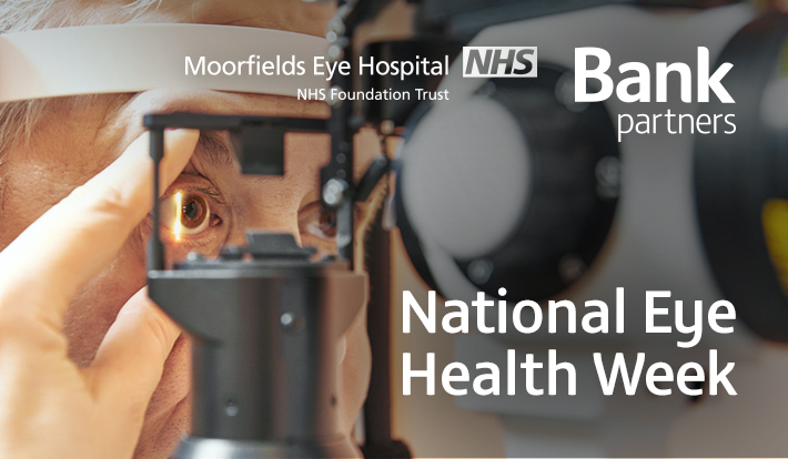 Blink and you'll miss it: National Eye Health week