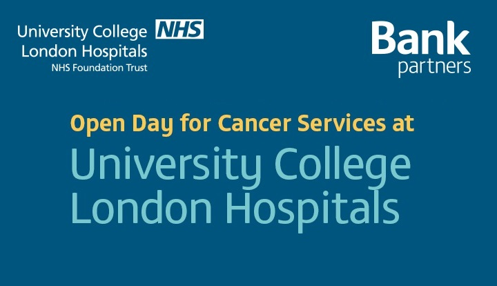Open Day for Cancer Services at University College London Hospitals